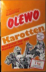 Olewo Karotten, 5 kg