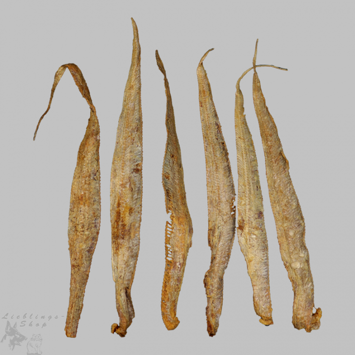 Trocken-Fisch (Gobi Fisch), 500 g