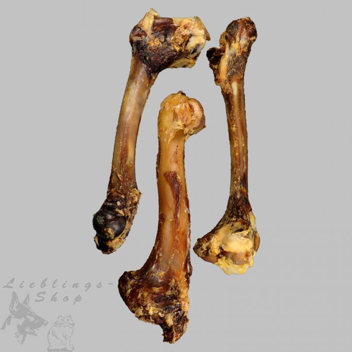 Hirsch-Knochen, 5 St