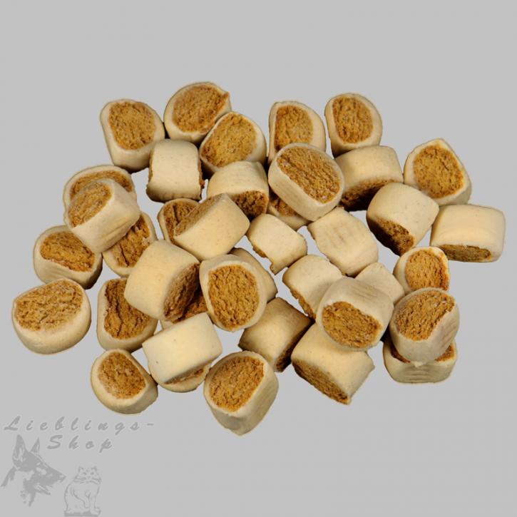 Hundebiskuit   - Geflügel-Rollies -, 1 kg
