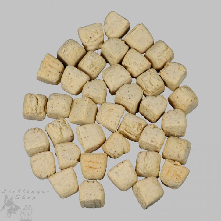 Hundebiskuit   - Geflügel-Happen, glutenfrei -, 1 kg