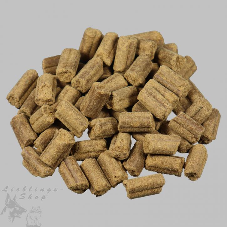 Trockenfleisch-Brocken Truthahn