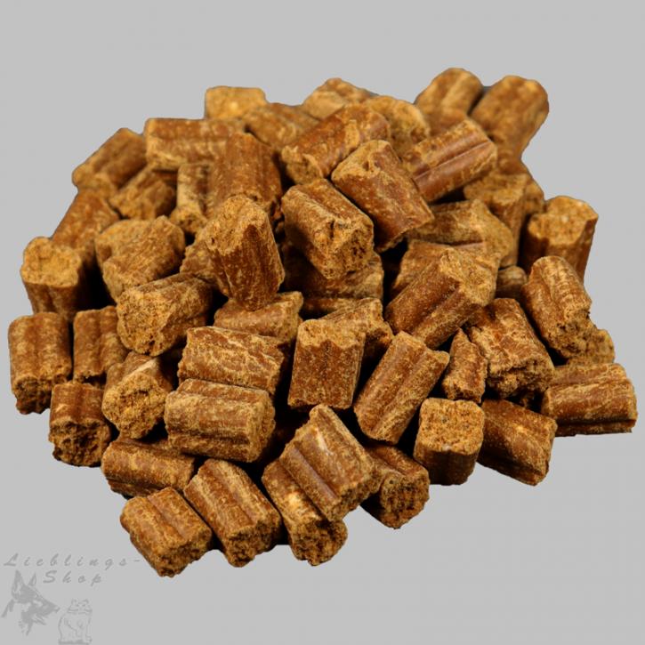 Trockenfleisch-Brocken Rind, 1 kg