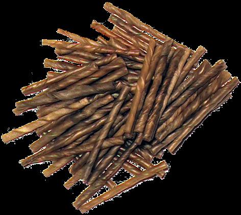 Kaustäbe, Büffelh. 10mm x 13 cm, 100 St