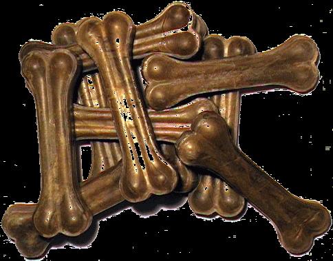 Kauknochen, gepr. 16 cm, 100 g, 1 St