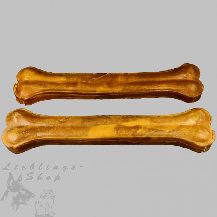 Kauknochen, gepr. 32 cm, 420 g, 5 St.