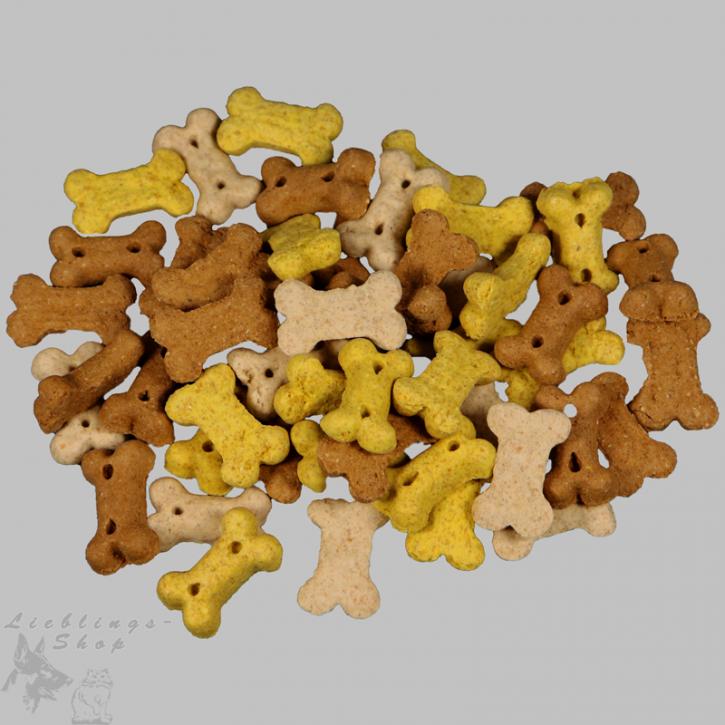 Hundebiskuit   - extra kleine Knochen -, 500 g