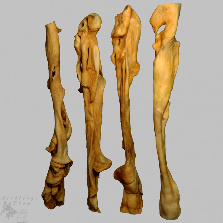 Lamm-Kopfhaut, ca. 30cm, 500g
