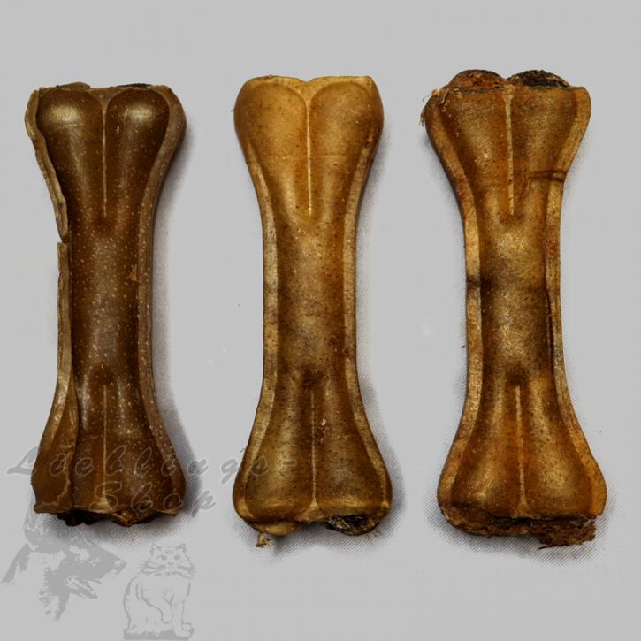 Kauknochen, Pansenfüllung, 10 cm., 10 St