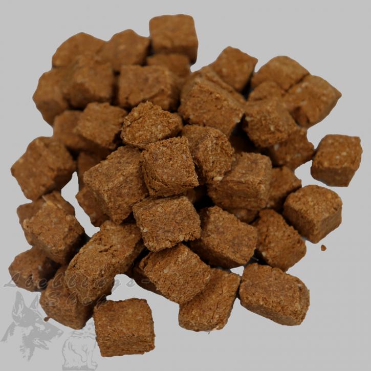 Hirschfleisch-Würfel Mini, 250 g