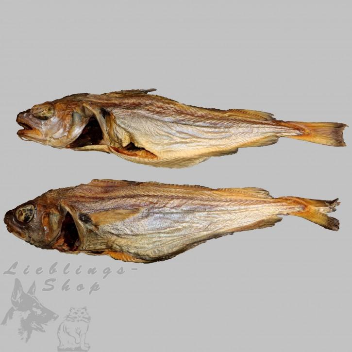Trocken-Fisch (ganzer Wittling), 1 kg