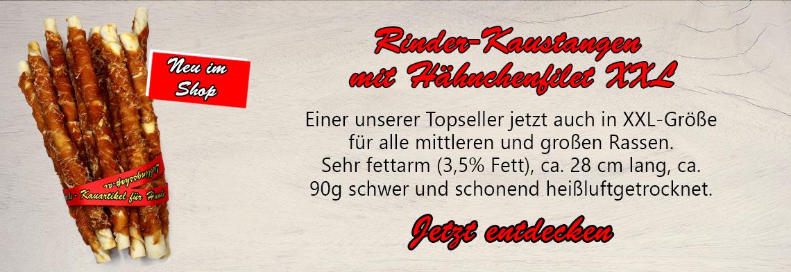 Rinder-Kaustange XXL